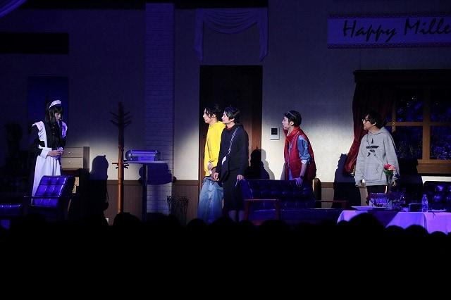 蒼井翔太さん、浅沼晋太郎さん、梶裕貴さん、下野紘さん、寺島拓篤さんの5人で紡ぐ10周年記念特別公演「AD-LIVE 10th Anniversary stage ~とてもスケジュールがあいました~」1日目レポート