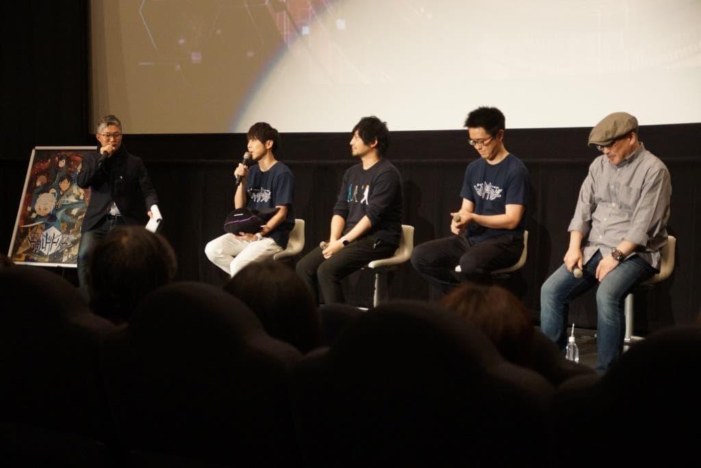 梶裕貴さん、中村悠一さんが登壇したオールナイト上映会「ワールドトリガー復活ナイト」トークショーをレポート!
