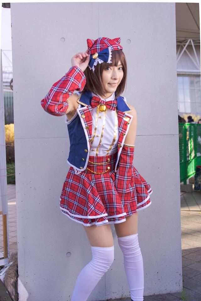 コミックマーケット(コミケ95)コスプレ特集! 平成最後のコミケも美人&可愛いレイヤーさんが大集合!