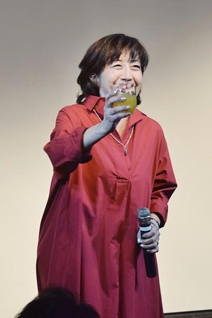 『サザエさん』、『パトレイバー』、『るろうに剣心』……声優・冨永みーなさんデビュー45周年を記念したライブ「ホントのきもち。」レポート-3
