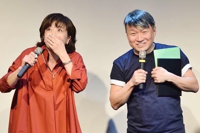『サザエさん』、『パトレイバー』、『るろうに剣心』……声優・冨永みーなさんデビュー45周年を記念したライブ「ホントのきもち。」レポート-11