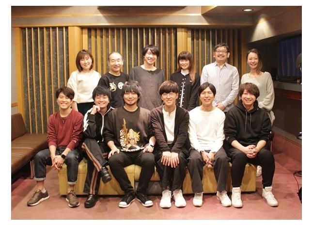 『えいがのおそ松さん』劇場版アフレコ公式レポート到着
