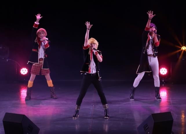 「アイ★チュウ ザ・ステージ1st Fan Meeting」 ライブレポートが到着!