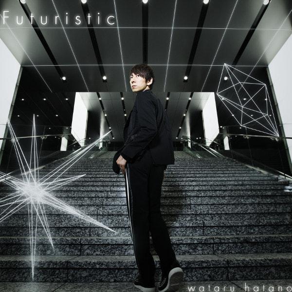 ▲『Futuristic』ジャケット写真