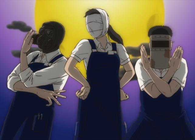 秋アニメ『ガイコツ書店員 本田さん』第12話先行カット公開