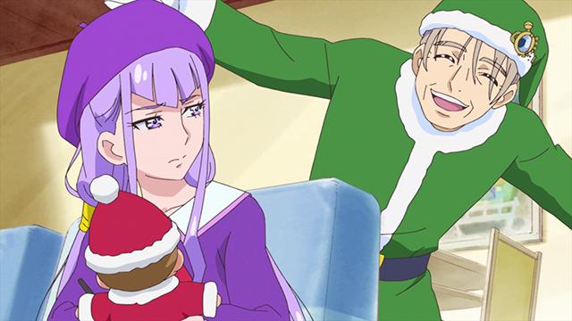 『HUGっと!プリキュア』第45話よりあらすじ・先行場面カットが到着! 今回はクリスマス回! はなたちがサンタクロースに♩