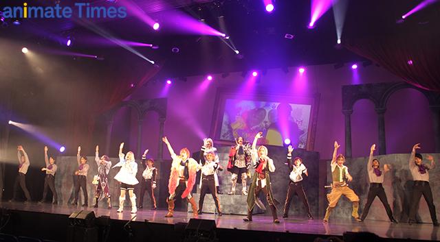 『歌劇派ステージ「ダメプリ」ダメ王子 VS 完璧王子』ゲネプロレポート|歌・ダンス・殺陣と見どころ満載! 見逃せない2つのルートの画像-3