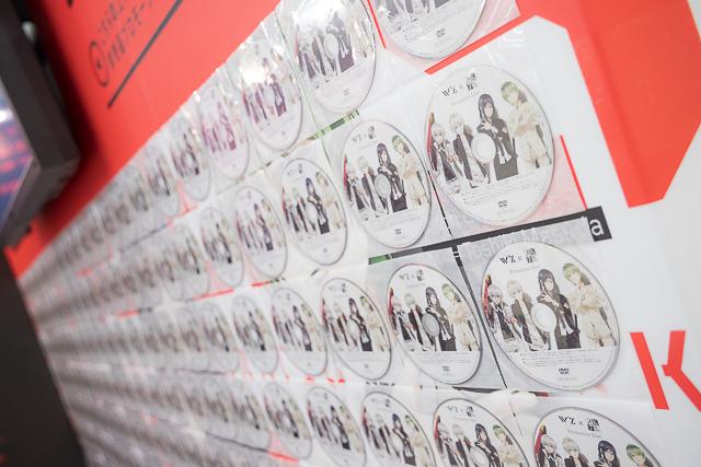 冬アニメ『W'z《ウィズ》』ユキヤ役の声優・福原かつみさんが「アニメイトガールズフェスティバル2018」でお渡し会を実施!サイン会も好評!