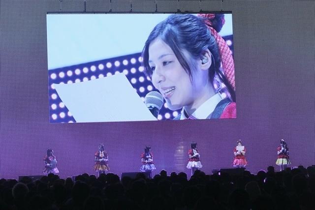 TVアニメ『ゾンビランドサガ』声優陣による初ライブステージレポート|本渡楓さん、2期&劇場版を熱望-2