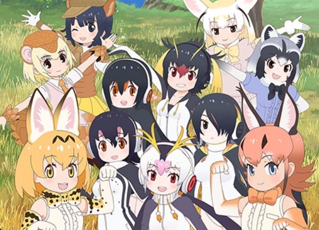 冬アニメ『けものフレンズ2』を見る前に注目してほしい4つのポイント!