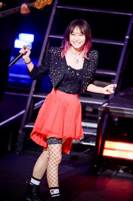 LiSAさん、横浜アリーナ単独2DAYS公演の開催が決定!全国ホールツアーのファイナル公演にて発表