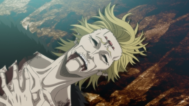 TVアニメ『ブラッククローバー』第63話「何でも無い」より先行場面カット&あらすじ到着!魔女王は反魔法の剣を使いこなすアスタの本当の力を引き出そうとする