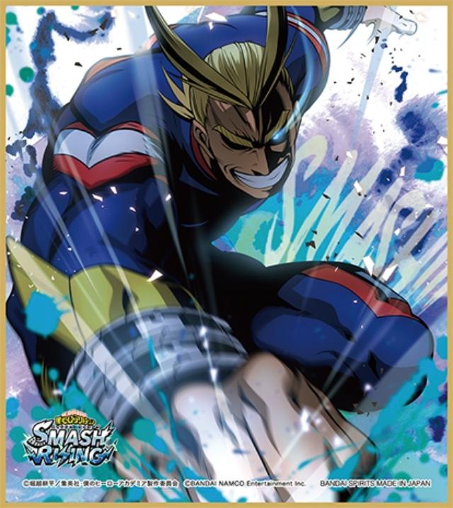 「一番くじ 僕のヒーローアカデミア FIGHTING HEROES feat. SMASH RISING」が2月23日(土)より順次発売予定!-21