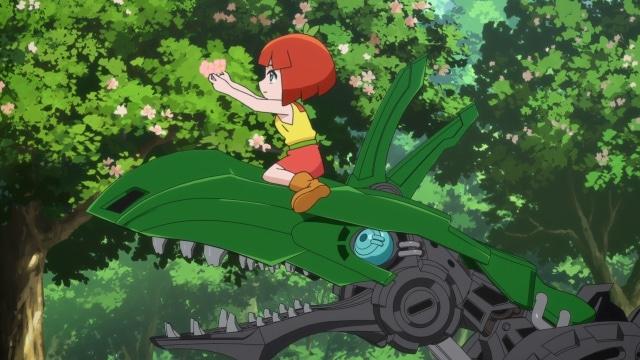 TVアニメ『ゾイドワイルド』第23話あらすじ&先行場面カットが到着! アラシたちはラプトールの世話をする兄妹に出会う-3