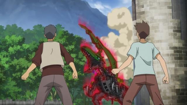 TVアニメ『ゾイドワイルド』第23話あらすじ&先行場面カットが到着! アラシたちはラプトールの世話をする兄妹に出会う-7