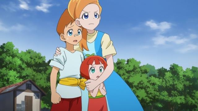 TVアニメ『ゾイドワイルド』第23話あらすじ&先行場面カットが到着! アラシたちはラプトールの世話をする兄妹に出会う-8