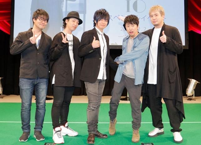 『遊佐浩二 50th Anniversary CD「io」スペシャルイベント』オフィシャルレポート到着
