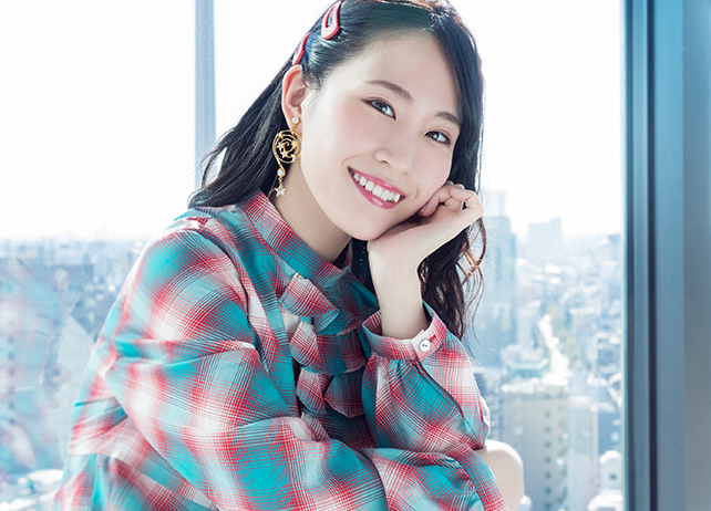 鈴木みのり1stアルバム「見る前に飛べ!」発売記念インタビュー(前編)