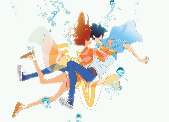 劇場アニメ『きみと、波にのれたら』6月21日より全国公開