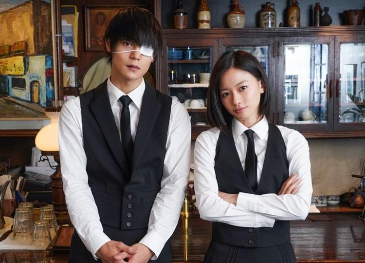 実写映画『東京喰種2(仮)』は2019年7月19日公開!キャスト写真解禁