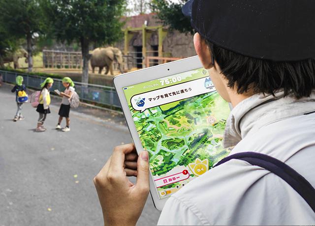 「けものフレンズ2 東武ジャパリパーク」開催!動物園を周遊するデジタルゲームアトラクションでジャパリパークを体感しよう!-2