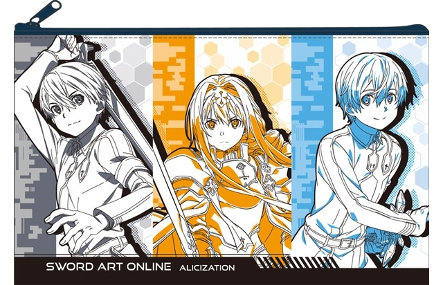 アニメイト「ソードアート・オンライン アリシゼーション フェア」が2019年1月10日より開催! 関連商品の購入で場面写ブロマイドが貰える!