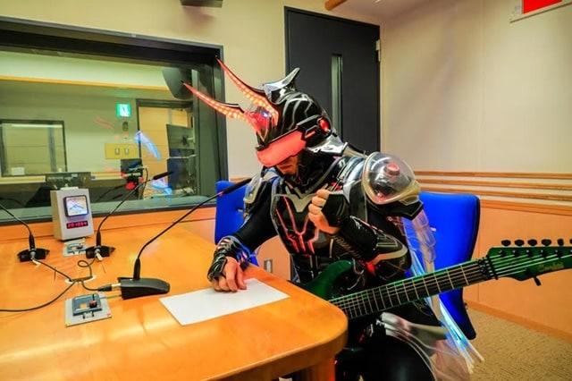 声優・森久保祥太郎さんが「Ediee Ironbunny」の声を担当! 「超!A&G+」にてラジオ放送、「YOUNG GUITAR」での特集も決定!-5