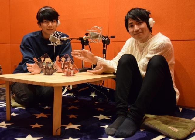 アプリ『星鳴エコーズ』ラジオ番組第6回目収録レポ