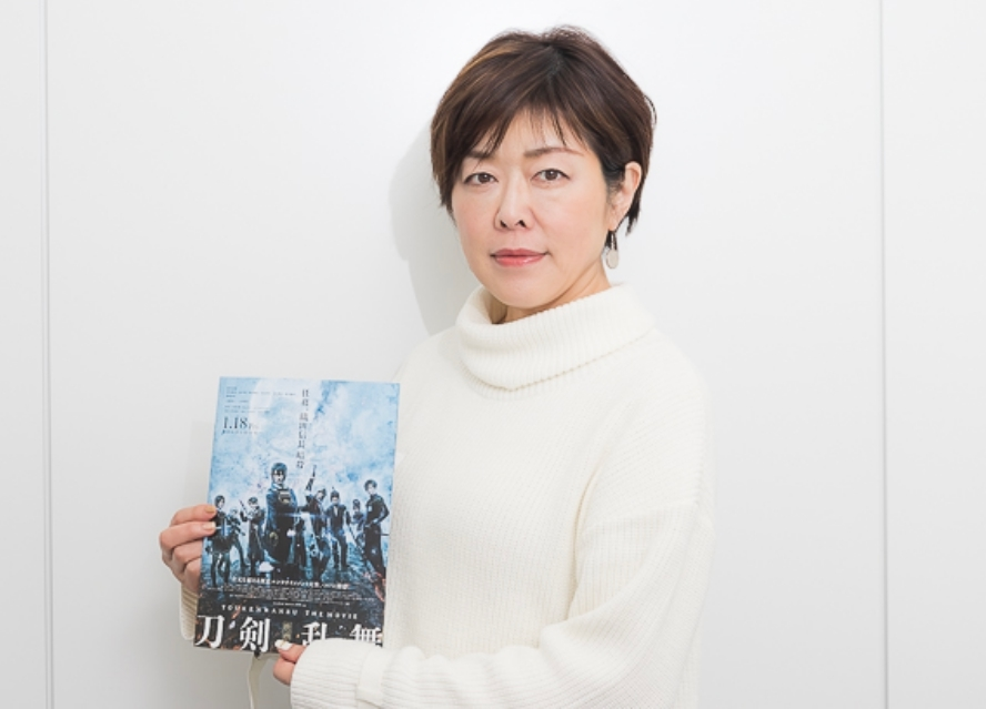 『映画刀剣乱舞』脚本家・小林靖子さんインタビュー