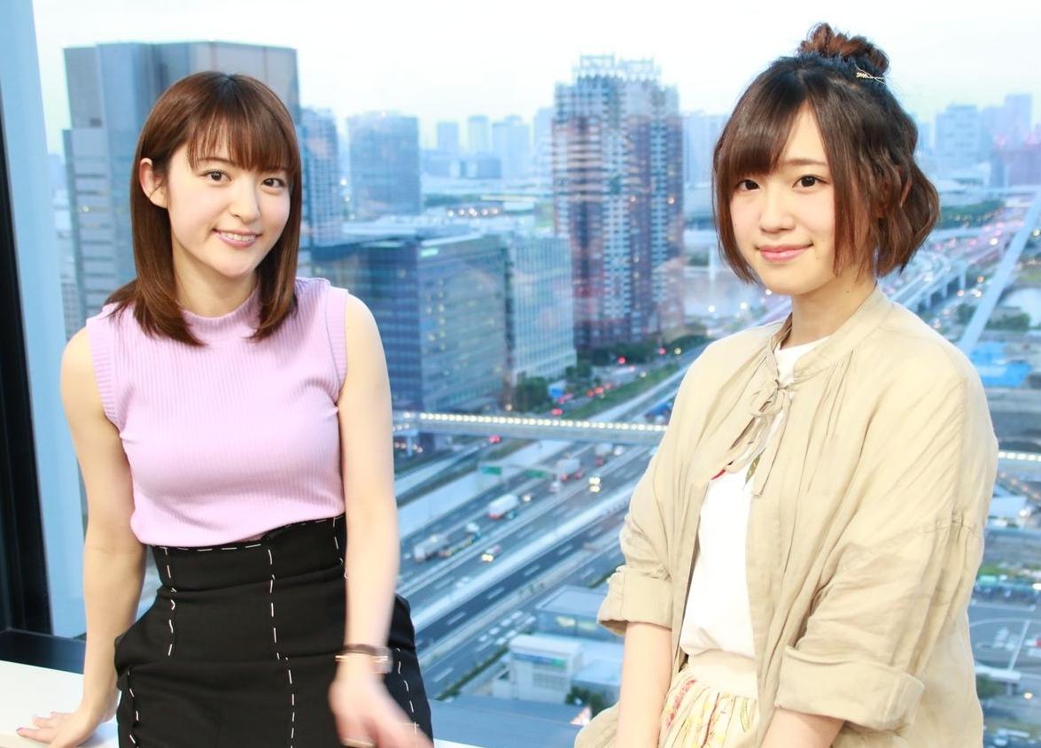 冬アニメ『revisions リヴィジョンズ』小松未可子&高橋李依インタビュー