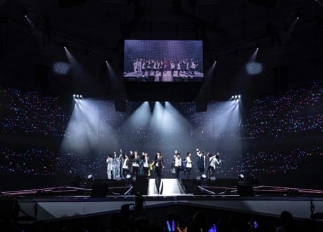 「あんさんぶるスターズ!Starry Stage 2nd 〜in 日本武道館〜」公式レポート到着!