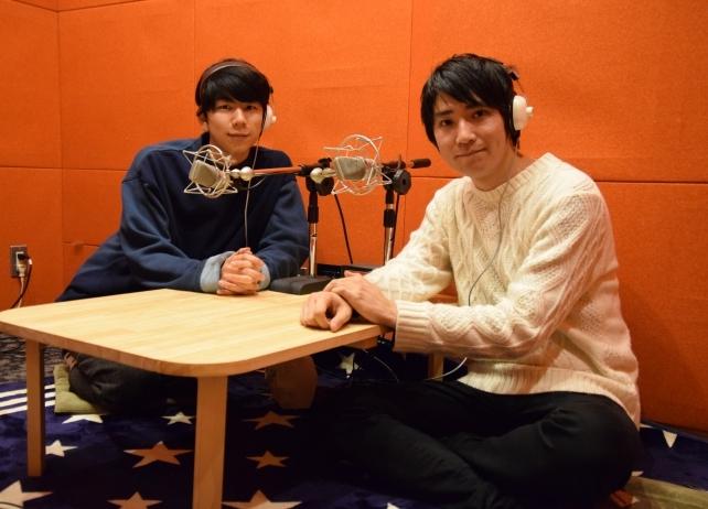 ゲストは西山宏太朗さん!アプリ『星鳴エコーズ』ラジオ番組第5回目収録レポ