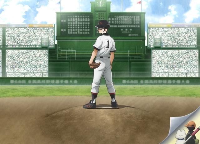TVアニメ『MIX』キービジュアル公開&立花投馬役に梶裕貴が決定