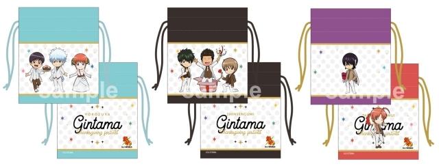 『銀魂』スタンドアクリルキーホルダー&缶ステッカーがACOS(アコス)より発売決定! 銀時・土方・高杉の描き下ろしイラストを使用-9