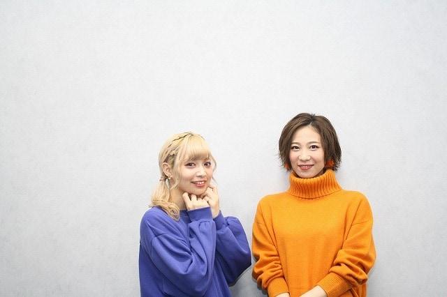 TVアニメ『同居人はひざ、時々、頭のうえ。』山崎はるかさん×安済知佳さんインタビュー|前半パートと後半パートで視点の異なる、1人と1匹の物語に癒される!!