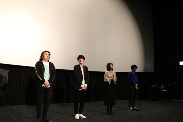 『機動戦士ガンダムNT』UCスペシャル舞台挨拶に、内山昂輝さん・藤村歩さん・浪川大輔さんが登壇! 『NT』への想いを語る-1