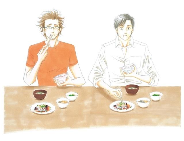 男性カップルの日々の食卓を描いた大人気マンガ『きのう何食べた?』が待望のドラマ化! 西島秀俊さん、内野聖陽さんがダブル主演-3