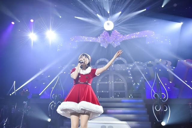 東山奈央サンタとクリスマスイブ! 初めてのオフィシャルクラブイベント「にじかいっ!! vol.1」レポート