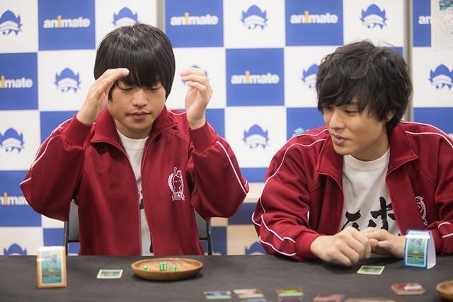 『ボドゲであそぼ』岡本信彦さん&堀江瞬さんの番組オリジナルゲーム発売イベント開催! イベント後インタビューが到着