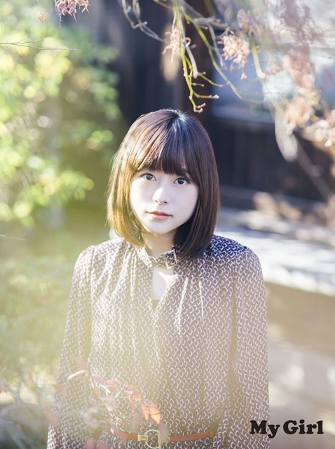 人気声優・水瀬いのりさん、小倉唯さんがカバーを飾る「My Girl vol.26」が本日発売! アニメイト&ゲーマーズ店舗特典情報もお届け-2