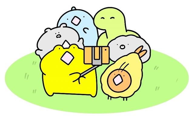 八代拓さん・斉藤壮馬さんら人気声優出演でWEB漫画『今日もツノがある』がTVアニメ化!2019年2月放送開始予定