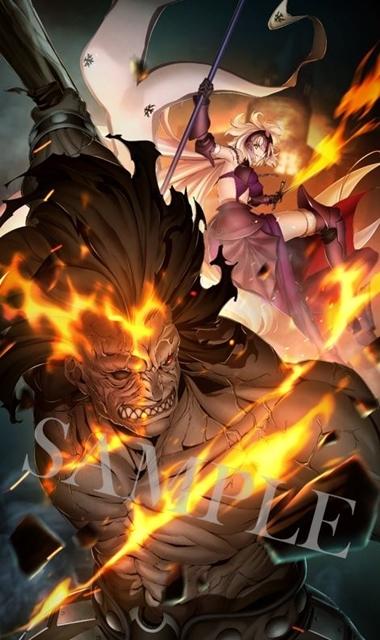 劇場版「Fate/stay night [HF]」第二章7週目の来場者特典解禁! 累計動員100万人、興行収入15億円を突破!-4