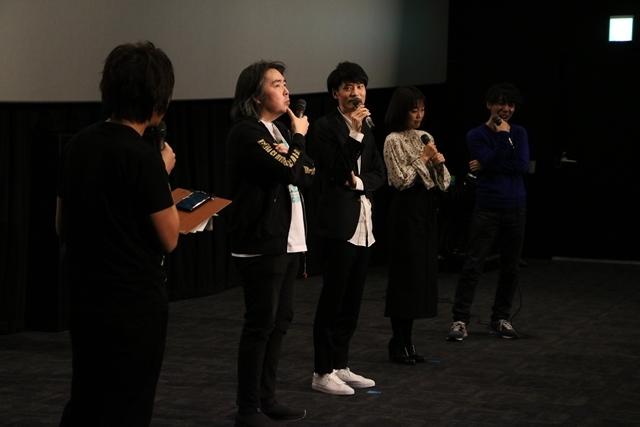 『機動戦士ガンダムNT』UCスペシャル舞台挨拶に、内山昂輝さん・藤村歩さん・浪川大輔さんが登壇! 『NT』への想いを語る-3