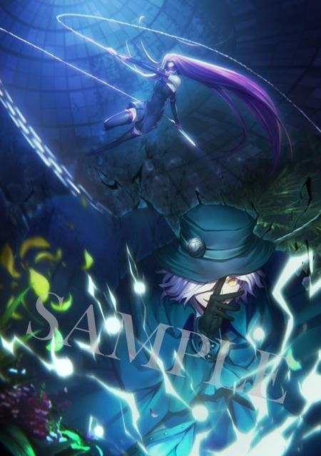 劇場版「Fate/stay night [HF]」第二章7週目の来場者特典解禁! 累計動員100万人、興行収入15億円を突破!-5