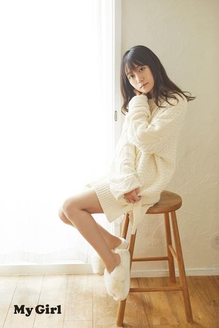 人気声優・水瀬いのりさん、小倉唯さんがカバーを飾る「My Girl vol.26」が本日発売! アニメイト&ゲーマーズ店舗特典情報もお届け-4
