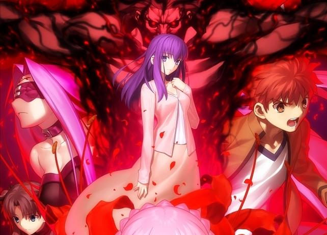劇場版「Fate/stay night [HF]」第2章、早くも興行収入10億円突破!