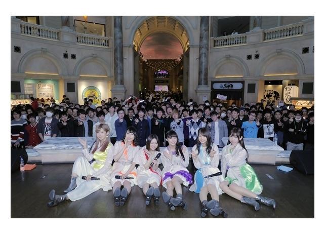i☆Risの17thシングル「Endless Notes」発売記念イベより公式レポート公開