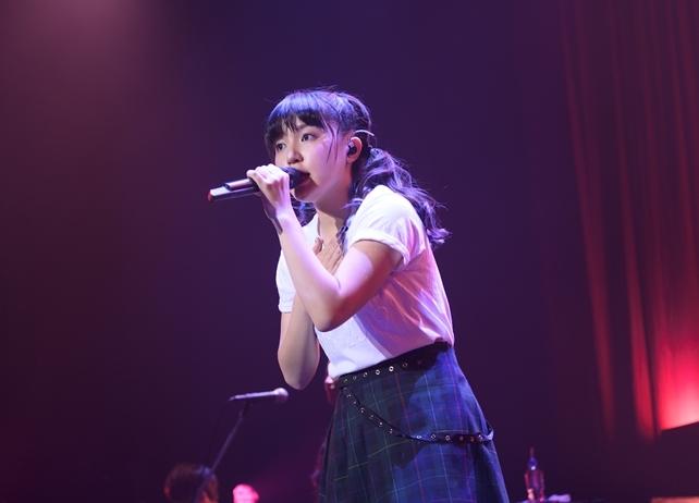 JUNNAライブツアー東京公演より、公式レポート到着