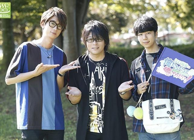 『俺癒』第4期、江口拓也・西山宏太朗・森川智之の公式インタビュー到着
