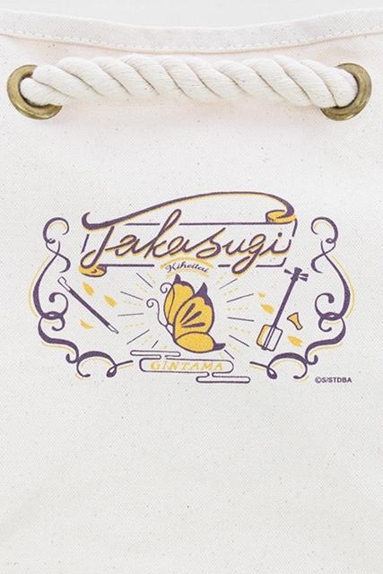 『銀魂』ロープランチトートがACOS(アコス)より発売決定! 「万事屋」「真選組」「高杉」をイメージした、お洒落なデザインで登場♪-15